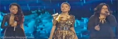 Tantri Kotak Nowela Yuka Indonesian Idol