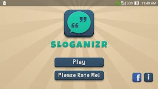 Sloganizr App Review - Geeky Juan