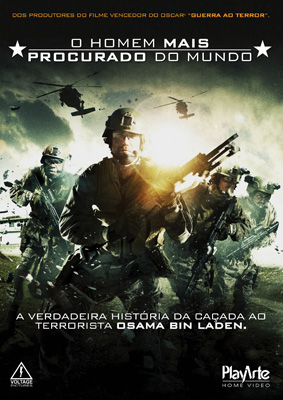 O Homem Mais Procurado do Mundo (Dual Audio) DVDRip XviD