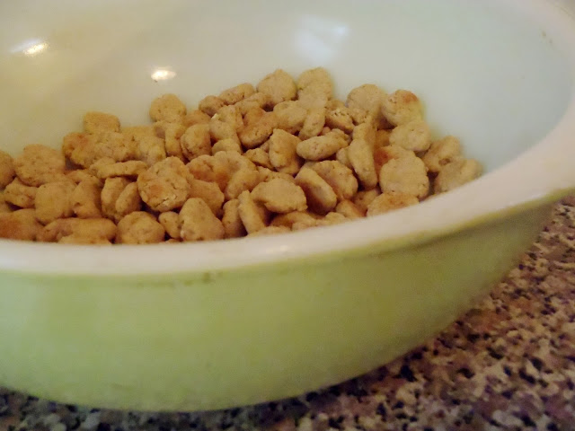 homemade cheerios