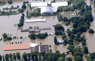 banjir terburuk di jerman