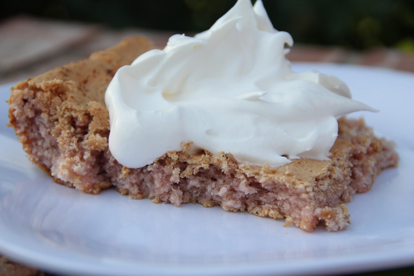 Mix and Match Mama: Strawberry Angel Food Cake