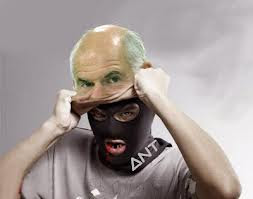 Οι μάσκες πέφτουν...