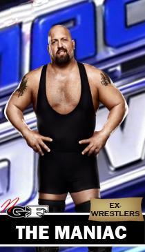 Ex-Wrestlers THE+MANIAC