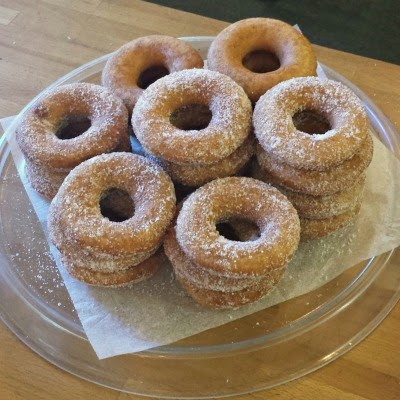 Apple Cider Donuts_New England Fall Events