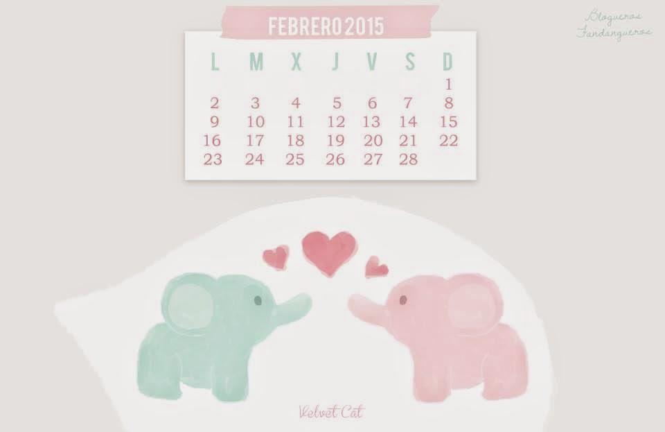 Calendario 2015: Febrero1