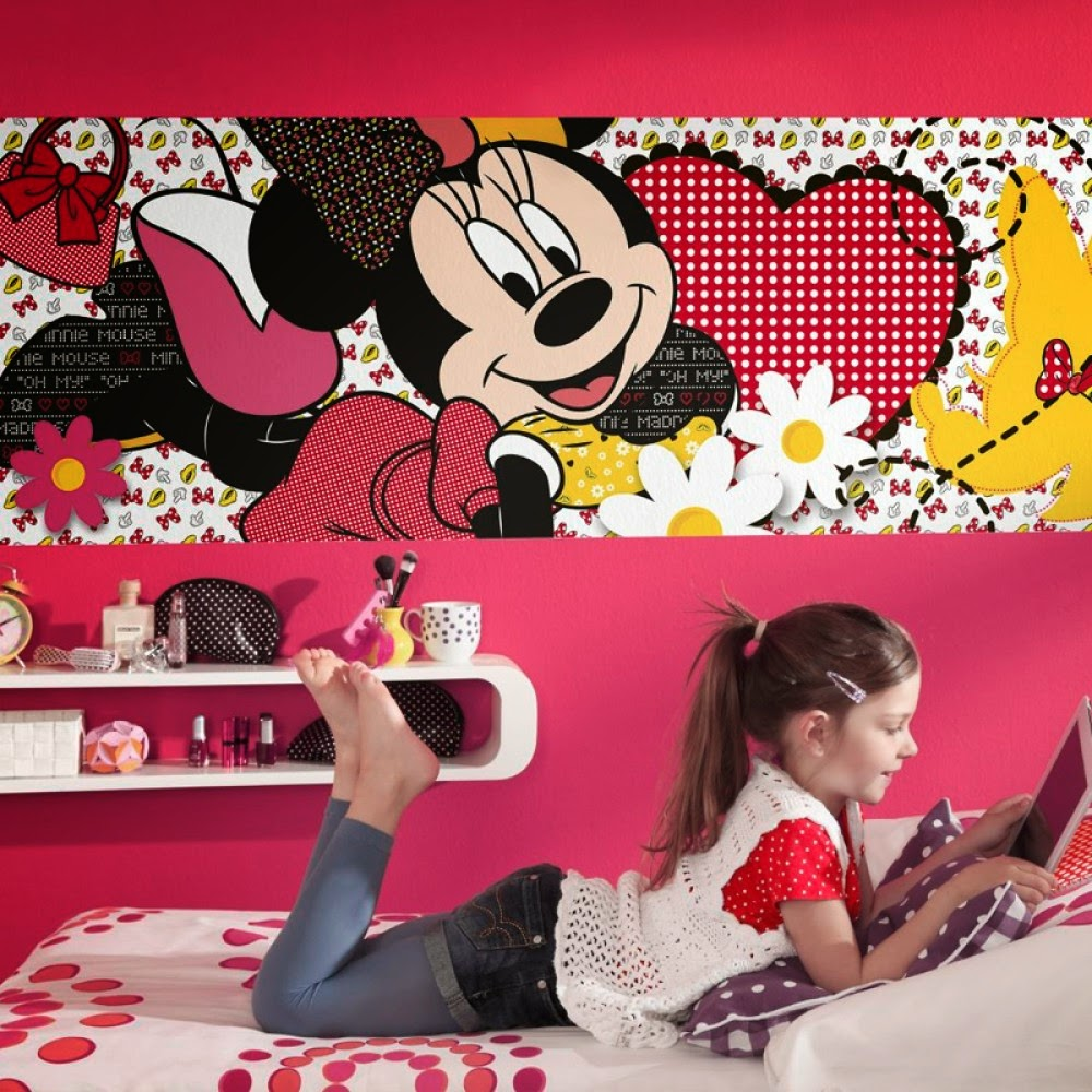 Minnie Mouse Dream Wallpaper