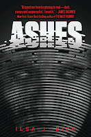 Ashes Ilsa Bick book cover