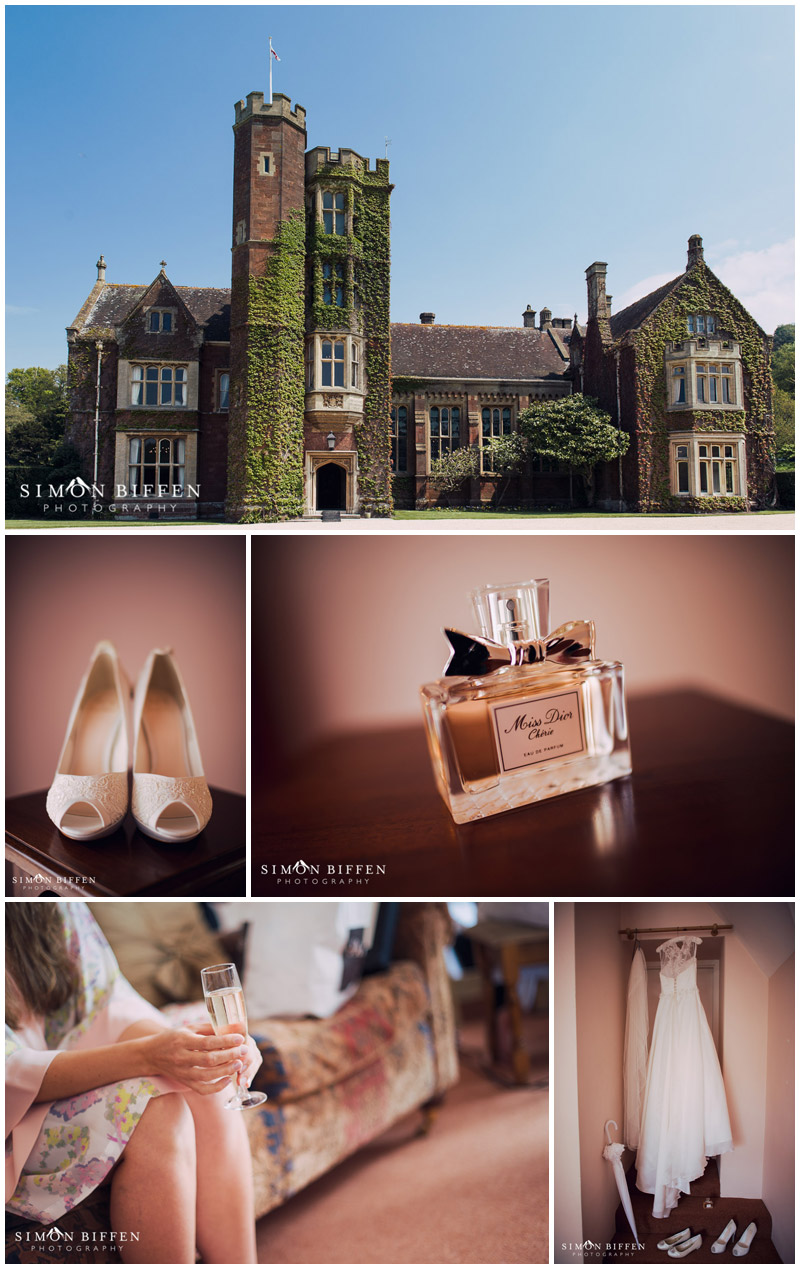 St Audries Wedding photography