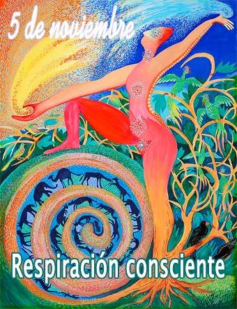 Los grandes beneficios de la respiración consciente.