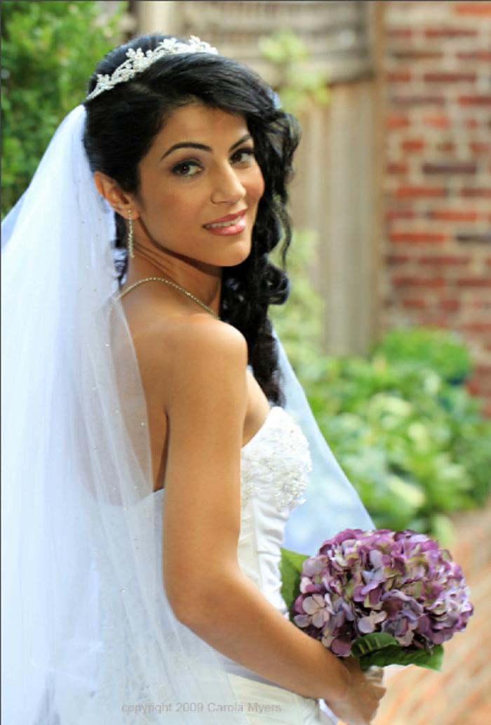 latina bridal makeup - photo#44