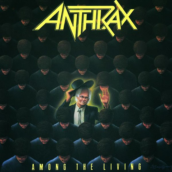 Anthrax Among The Living Itunes Plus Aac M4a Album Hasbi 39 S Room