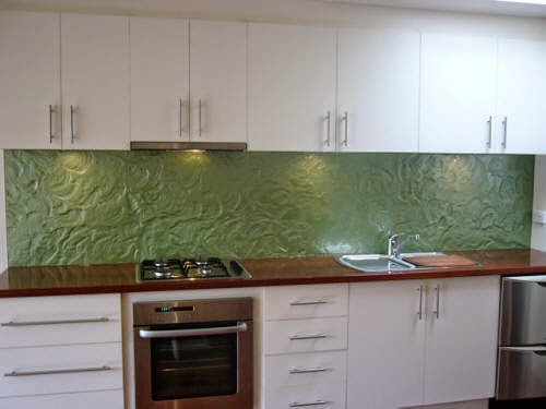 Foundation Dezin Decor Kitchen Wall Glass Tiles