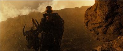 Riddick Vin Diesel 2013