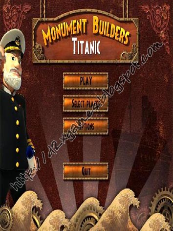 Free Download Games - Monument Builders 2 Titanic