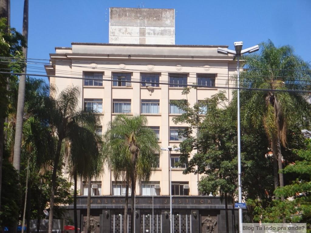 Palácio da Justiça em Campinas