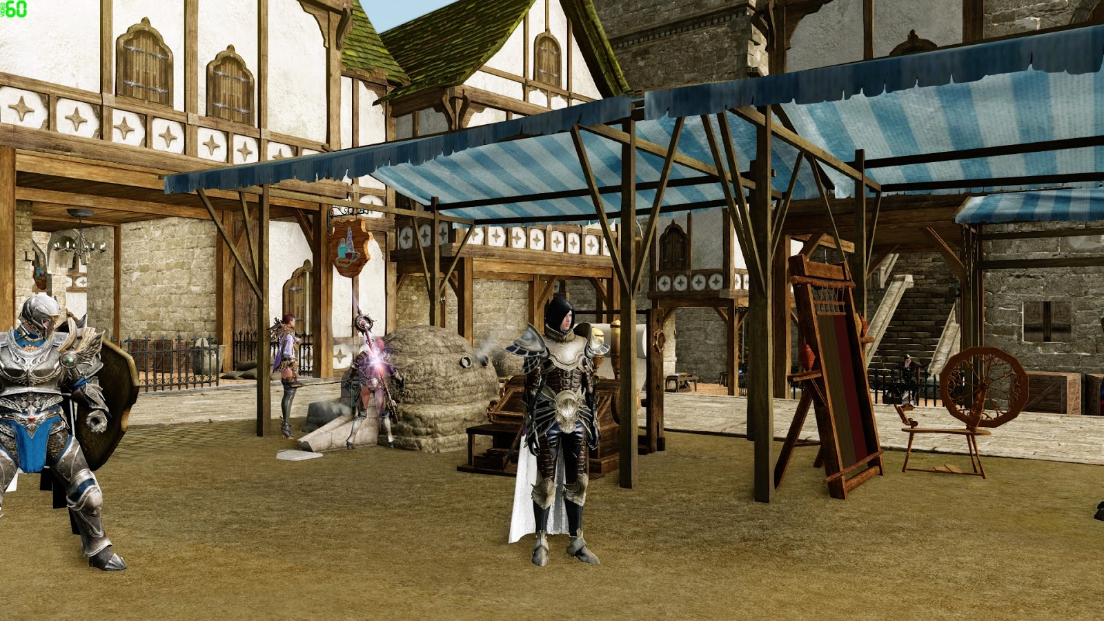 how to buy land in archeage