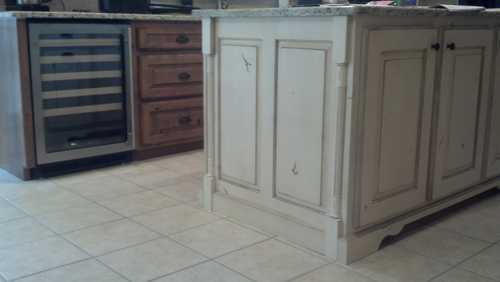 Marvelous How To White Wash Kitchen Cabinets #5: Bellich14.jpg