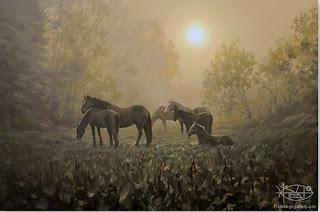 atardeceres-paisajes-caballos