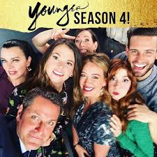 Younger Temporada 4 audio español