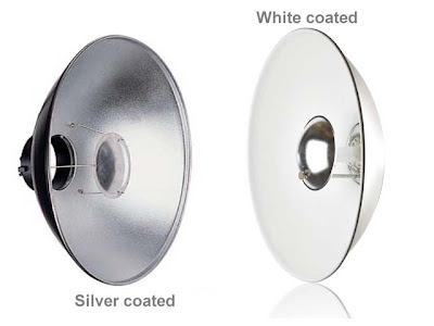 Beauty Dish Used in Photography