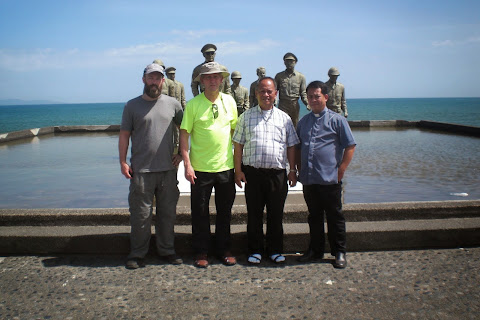 APA and ACPT team in Tacloban City (2014)
