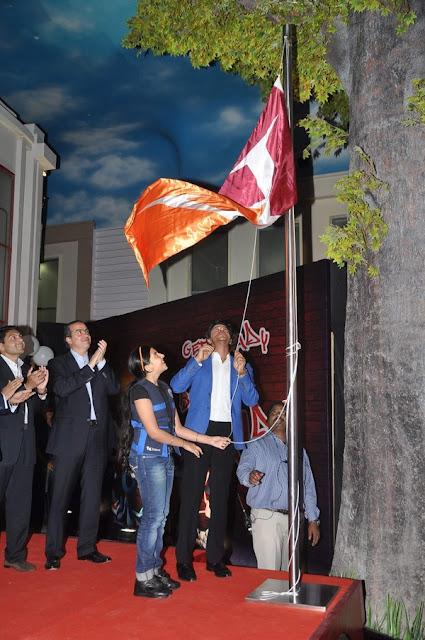 Shahrukh Khan at KidZania Launch
