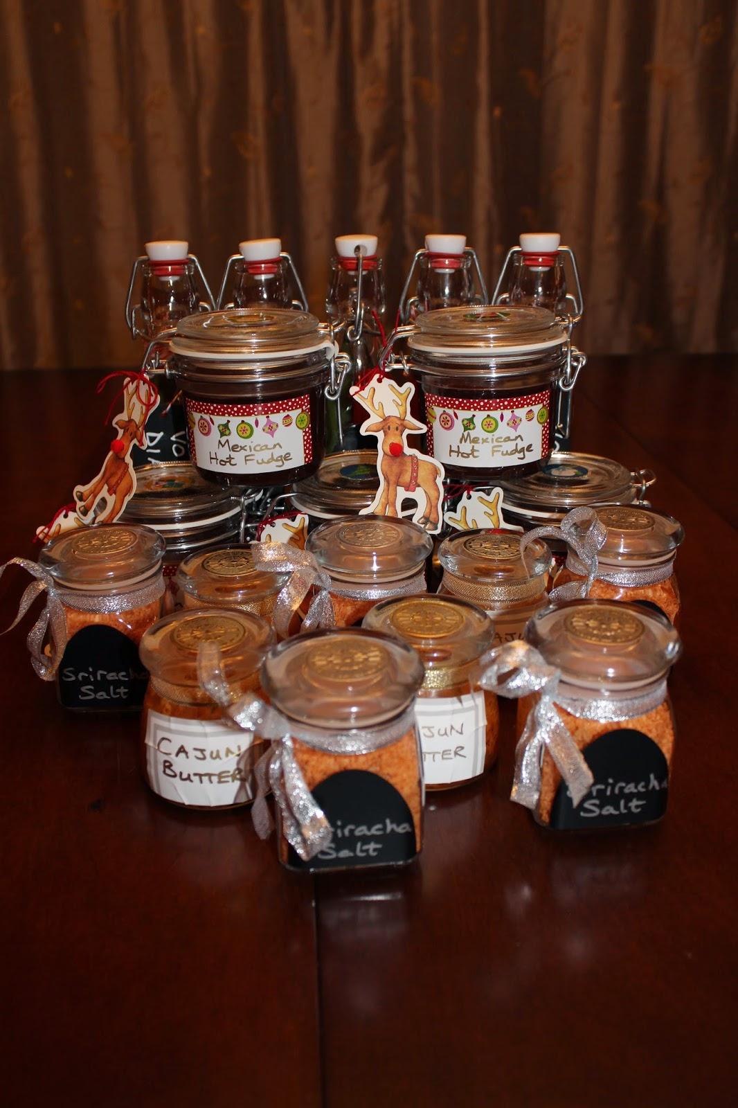 The Garlic Press: Homemade Christmas Gifts