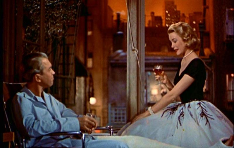 Cool cakes famosi quasi quanto i film - La finestra sul cortile film completo ...