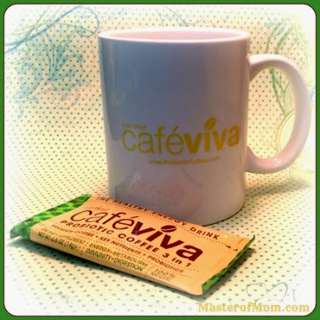 Cafe Viva Mug & Sample Pack