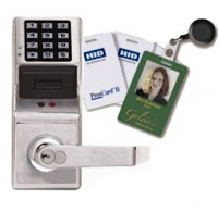 Locksmith Portland Access Control key card