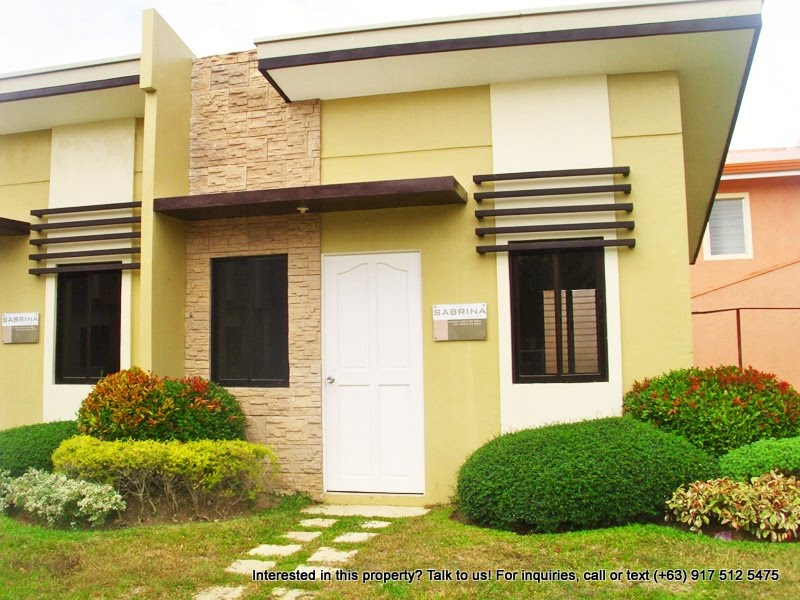 Sabrina - Camella Lessandra General Trias | House and Lot for Sale General Trias Cavite