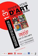 TOULOUSE : CAPTON PARTICIPE AUX 111 DES ARTS DU 21 NOVEMBRE AU 1er DÉCEMBRE 2013