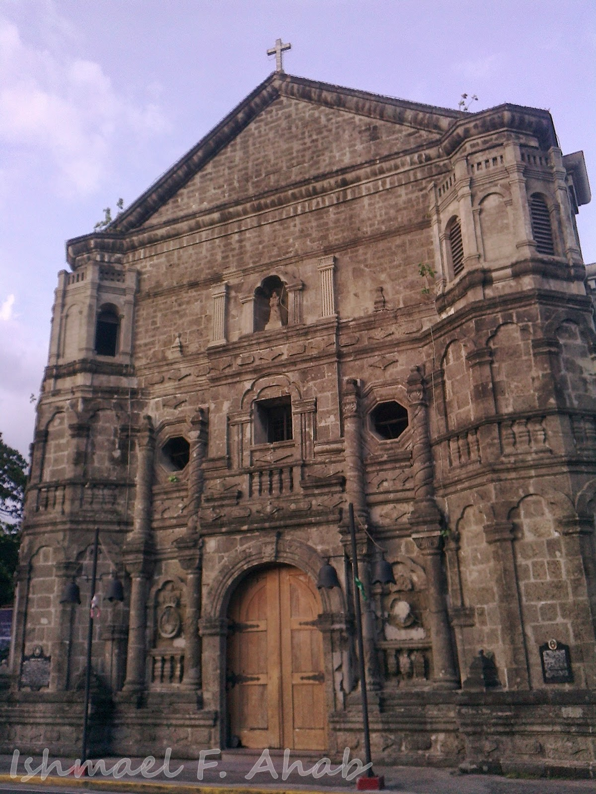how to go to malate church