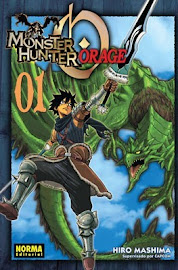 *Monster Hunter Orage*