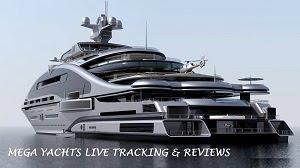 Mega Yachts Live Tracking, Reviews & Photos
