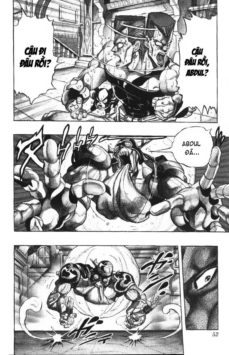 JoJo Bizarre Adventure trang 7