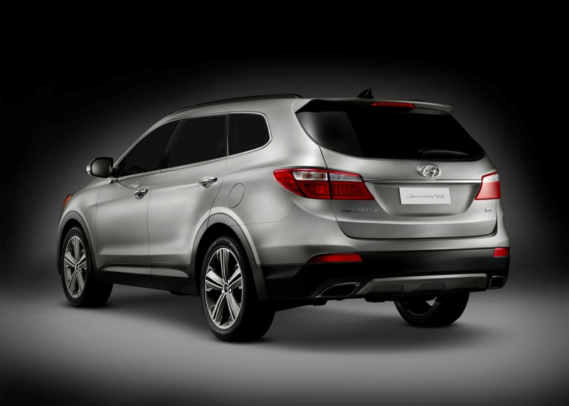 Hyundai Reveals 2013 Santa Fe Philippine Car News Car