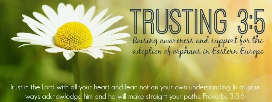 Trusting3:5