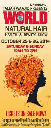 2014 Fall World Natural Hair: Health and Beauty Show