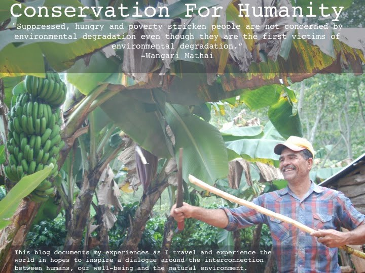 Conservation for Humanity