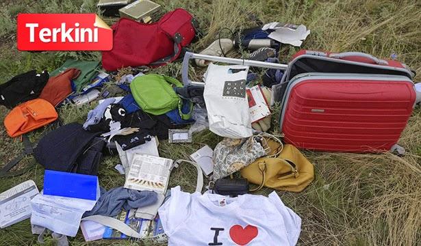 Barang berharga kredit kad mangsa MH17 jadi sasaran pencuri