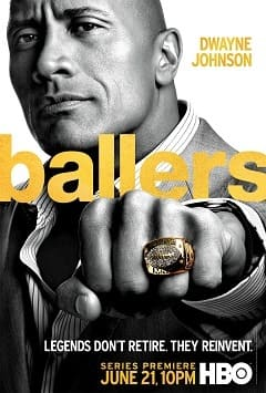Série Ballers - 1ª Temporada 2015 Torrent