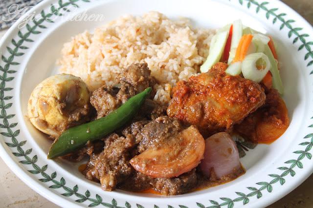 Resepi Nasi Minyak Azie Kitchen Copd Blog Q