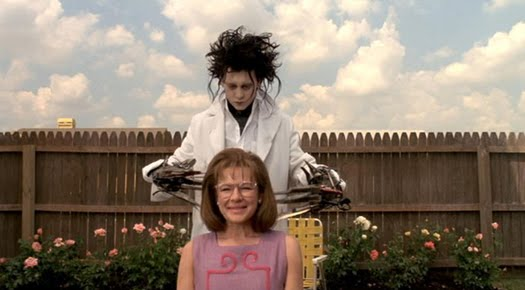Scathingly Brilliant Style Idol The Ladies Of Edward Scissorhands