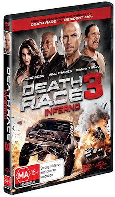 Death Race 3: Inferno (2013) DVD