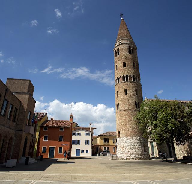 St. Stefano dóm és a harangtorony