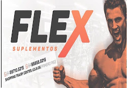 FLEX SUPLEMENTOS  SANTA CRUZ