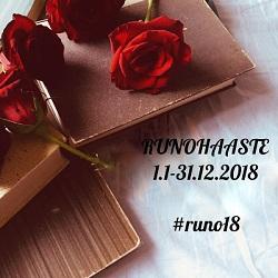 Runohaaste  #runo18