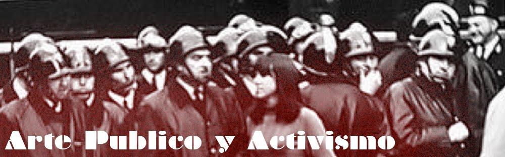 Arte Publico y Activismo